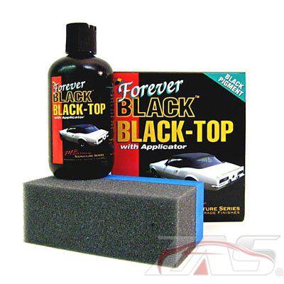 Forever Black Black Top Vinyl Top Dye Zas Automotive