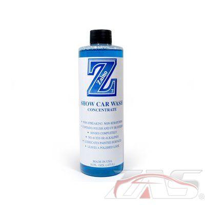 Zaino Show Car Wash Concentrate