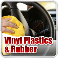 vinyl plastic and rubber products