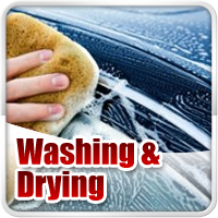 washing and drying products