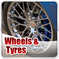 wheel and tyre products
