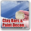 clay bars and paint decontamination