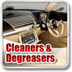car cleaners and degreasers