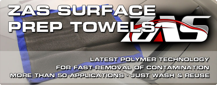 ZAS Surface Prep Towels